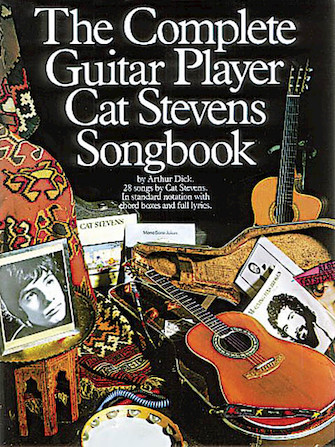 Product Cover for The Complete Guitar Player – Cat Stevens Songbook