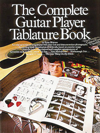 Product Cover for The Complete Guitar Player Tablature Book