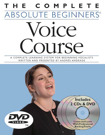 Product Cover for The Complete Absolute Beginners Voice Course