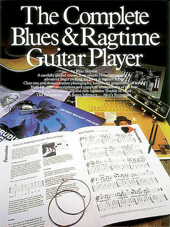 Product Cover for The Complete Blues & Ragtime Guitar Player