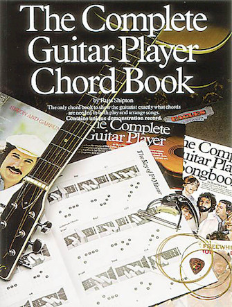 Product Cover for The Complete Guitar Player Chord Book