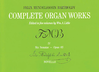 Product Cover for Complete Organ Works – Volume IV