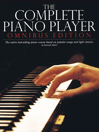 Product Cover for The Complete Piano Player