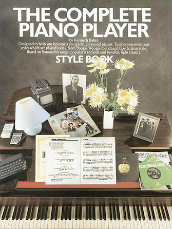 Product Cover for The Complete Piano Player: Style Book
