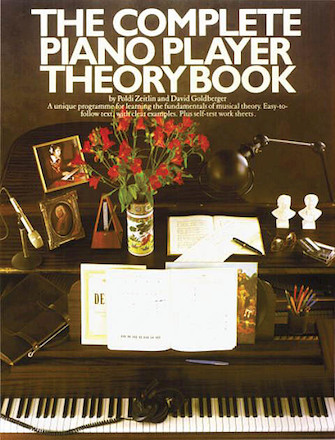 Product Cover for The Complete Piano Player: Theory Book