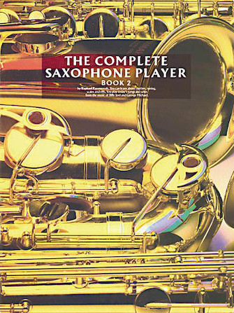 Product Cover for The Complete Saxophone Player – Book 2