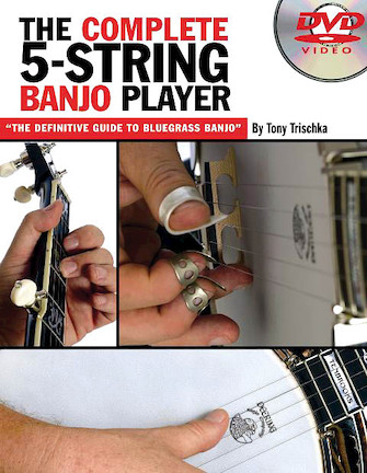 Product Cover for The Complete 5-String Banjo Player