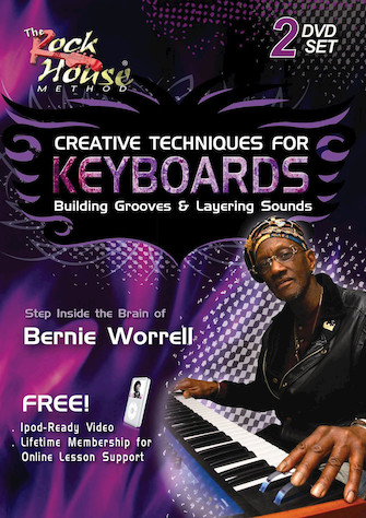 Bernie Worrell of Parliament – Creative Techniques for Keyboards