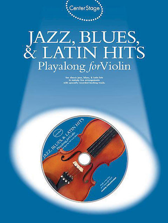 Product Cover for Jazz, Blues & Latin Hits Play-Along