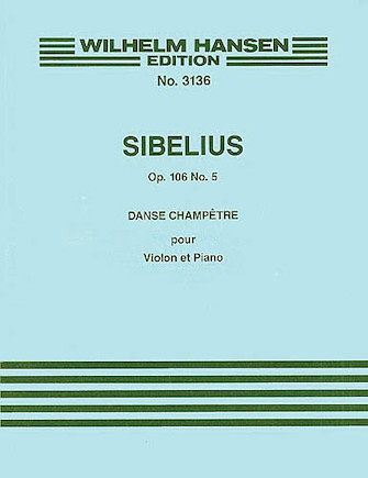 Product Cover for Jean Sibelius: Danse Champetre No.5 Op.106 No.5