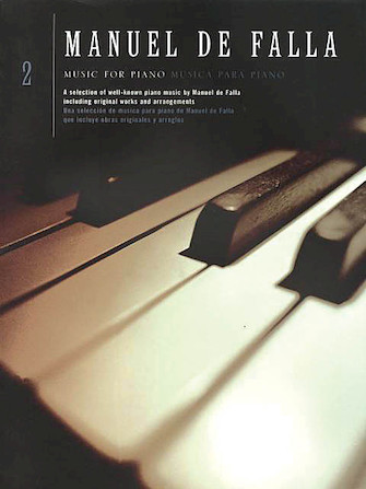 Product Cover for Music for Piano – Volume 2