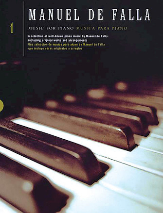 Product Cover for Music for Piano – Volume 1