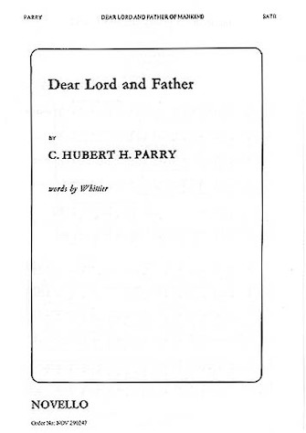 Product Cover for Dear Lord and Father of Mankind