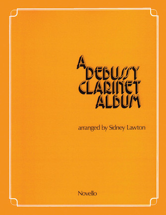 Product Cover for A Debussy Clarinet Album
