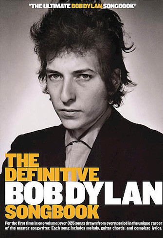 Product Cover for The Definitive Bob Dylan Songbook (Small Format)