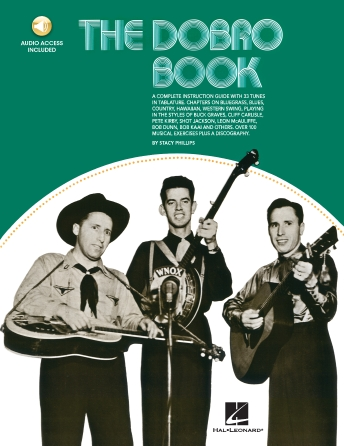 Product Cover for The Dobro Book