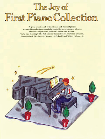 Product Cover for The Joy of First Piano Collection