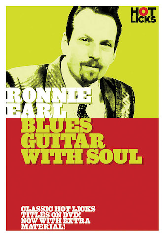 Product Cover for Ronnie Earl – Blues Guitar with Soul