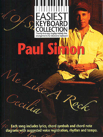 Product Cover for Paul Simon – Easiest Keyboard Collection