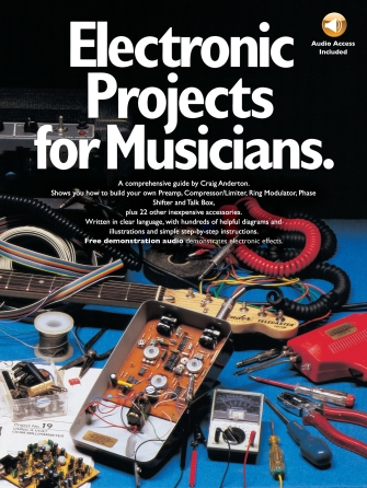 Product Cover for Electronic Projects for Musicians