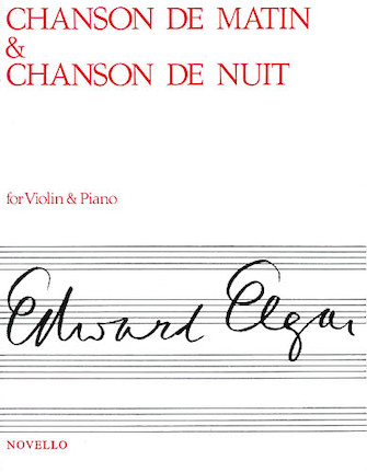 Product Cover for Chanson de Matin and Chanson de Nuit