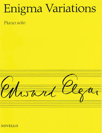 Product Cover for Enigma Variations Op. 36