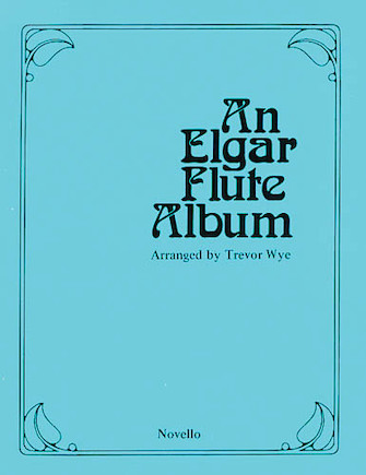 Product Cover for An Elgar Flute Album