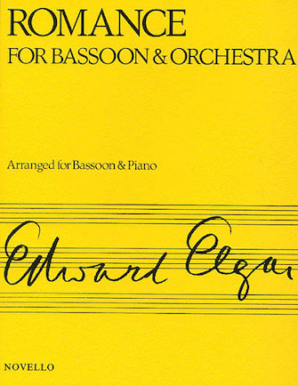 Product Cover for Romance for Bassoon and Orchestra