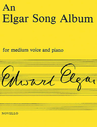 Product Cover for An Elgar Song Album
