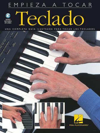 Product Cover for Empieza A Tocar Teclado