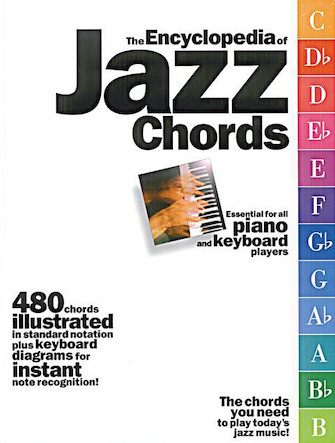 Product Cover for The Encyclopedia of Jazz Chords