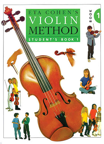 Product Cover for Eta Cohen: Violin Method Book 1 - Student's Book