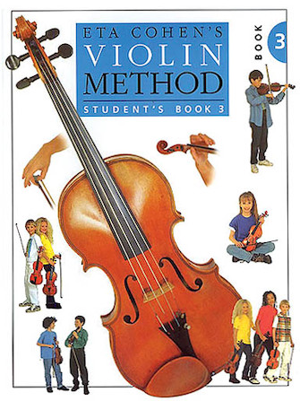 Product Cover for Eta Cohen: Violin Method Book 3 - Student's Book