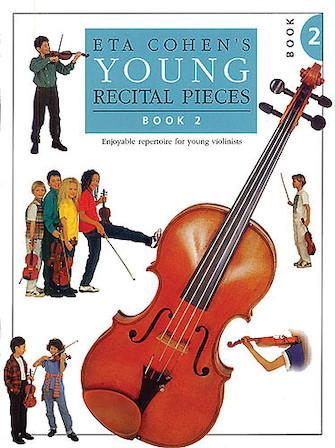 Product Cover for Eta Cohen Young Recital Pieces – Book 2