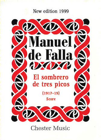 Product Cover for El Sombrero de Tres Picos (Three Cornered Hat)