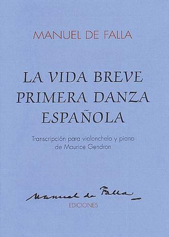 Product Cover for La Vida Breve Primera Danza Espanola
