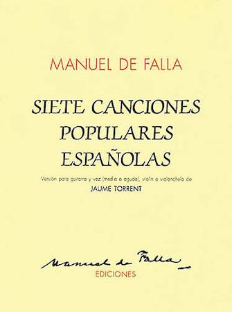 Product Cover for Siete Canciones Populares Españolas