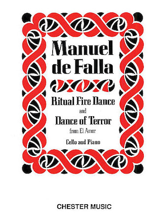 Product Cover for Dance of Terror and Ritual Fire Dance (El Amor Brujo)