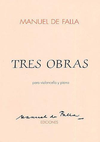 Product Cover for 3 Obras Para Violoncello Y Piano