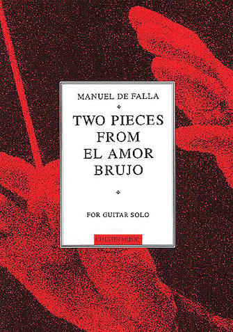 Product Cover for Manuel De Falla: Two Pieces From El Amor Brujo