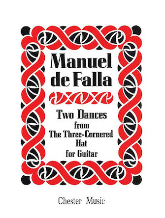 Product Cover for 2 Dances from the Three-Cornered Hat