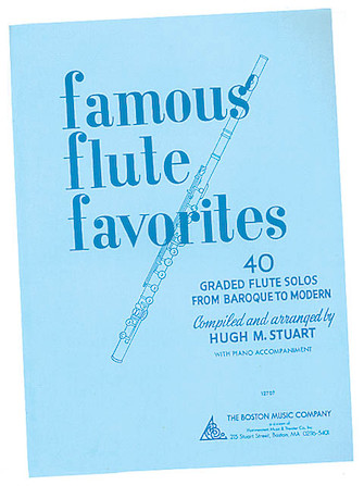 Product Cover for Famous Flute Favorites