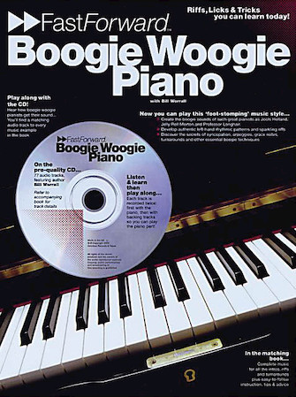 Product Cover for Boogie Woogie Piano – Fast Forward Series