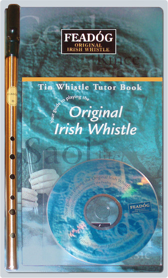 Product Cover for Feadog Triple Pack – Book, Whistle & CD