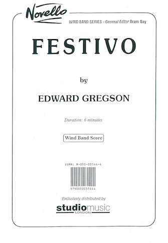 Product Cover for Festivo