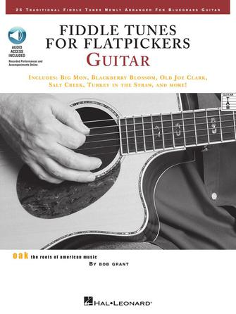 Product Cover for Fiddle Tunes for Flatpickers – Guitar