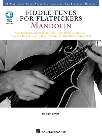 Product Cover for Fiddle Tunes for Flatpickers – Mandolin