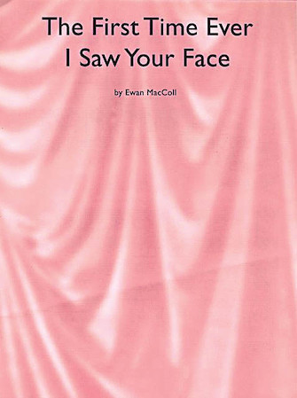 Product Cover for The First Time Ever I Saw Your Face