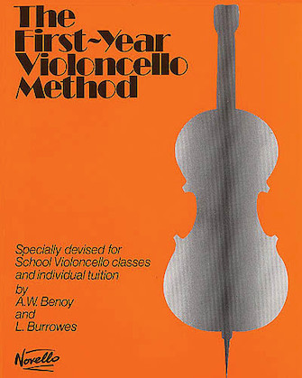 Product Cover for The First-Year Violoncello Method