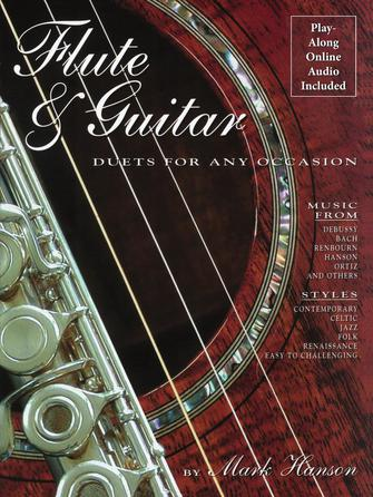 Product Cover for Flute & Guitar Duets for Any Occasion